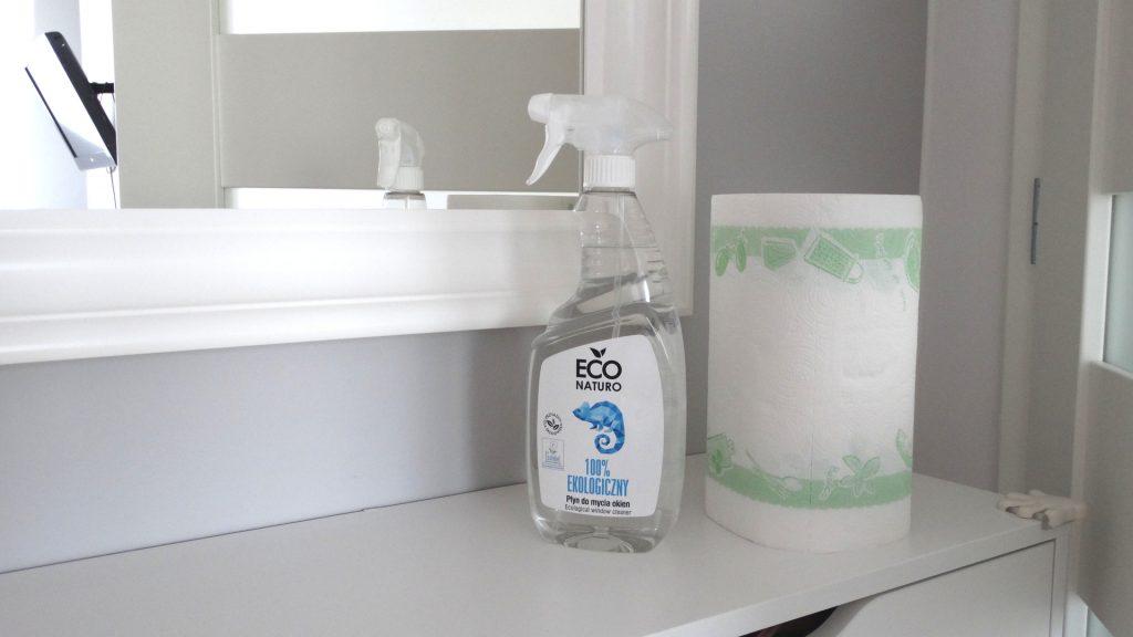 ekologiczny płyn do mycia okien